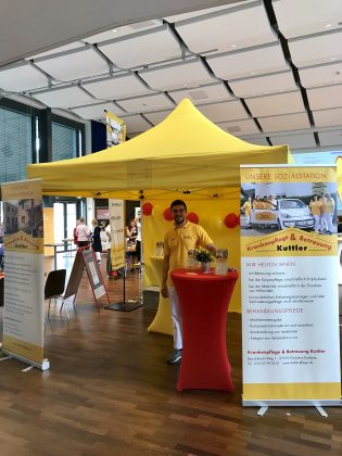 Pflegetag in Worms